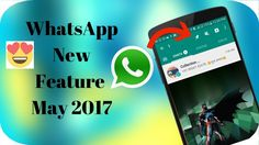 WhatsApp New Update : Pin Your Favorite Chat On Top