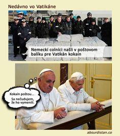 Nedávno vo Vatikáne