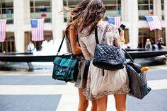 NYC summer fashion