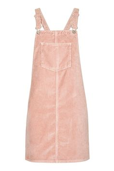 TALL Velvet Pinafore Dress - New In- Topshop