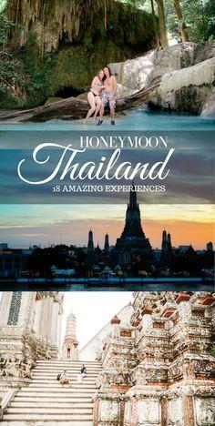 Honeymoon in Thailand, most romantic things to do! Honeymoon in Thailand, most romantic things to do! Thailand Adventure, Thailand Travel Guide, Asia Travel, Croatia Travel, Bangkok Thailand, Hawaii Travel, Italy Travel, Romantic Vacations, Romantic Getaway