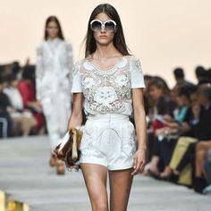 Roberto Cavalli Rocks the 70s with Spring 2015 Womenswear | SENATUS