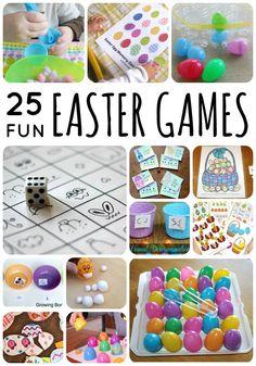 25 Fun Easter Games