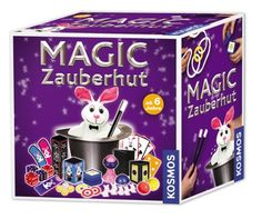 Kosmos 680282 - Magic Zauberhut Latest Kids Toys, Our Kids, Your Child, Toy Chest, Storage Chest, Have Fun, Lunch Box, Ebay, Home Decor