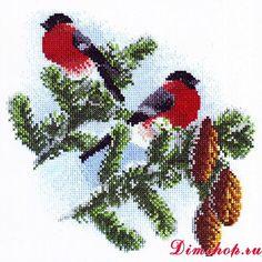 Набор для вышивания Марья Искусница 03.011.01