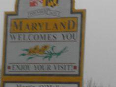 A little blink through Maryland