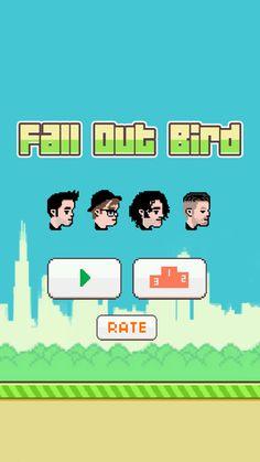 Fall Out Bird!!!!!!!!!!!!!!!!!!!!!!!!!!!!!!!!