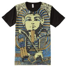 Upgrade your style with Egyptian t-shirts from Zazzle! Browse through different shirt styles and colors. Search for your new favorite t-shirt today! Unique Art, Egyptian, Shirt Style, Cool Stuff, Stuff To Buy, Your Style, Shirt Designs, Mens Tops, T Shirt