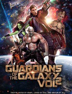 Galaksinin Koruyucuları 2 Full HD izle