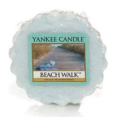 Yankee Candle  Beach Walk Wax Tart