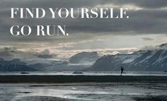 running is everything i need.
