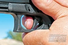 Four fundamental marksmanship tips to help you make your shot with every pull of the trigger!