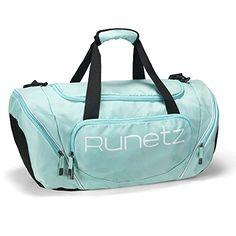 runetz - teal hot blue gym bag athletic sport shoulder bag for men & women duffel large - teal Mens Gym Bag, Gym Men, Gym Bag Essentials, Hot Blue, Teal Blue, Thing 1, Best Gym, Duffel Bag, Large Bags