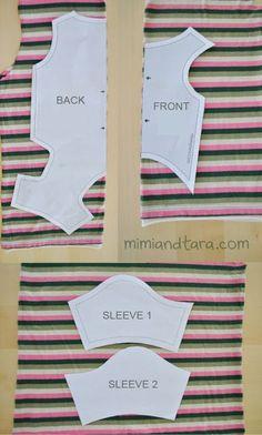 Dog pajamas pattern | Mimi & Tara