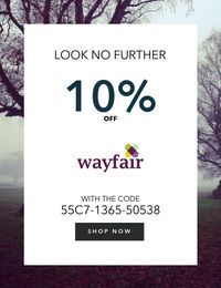 wayfair promo code december 2020