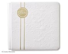 $32.00 Start your album project today by picking the coverset of your choice. Customize it by adding any color of Scrapbook Pages. All our coversets are handcrafted, using high-quality, uphoto-safe materials. The Flex-Hinge® binding allows them to lie flat for easy viewing. #scrapbooking