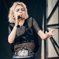 Grimes at Bestival Toronto Claire Boucher, Bestival, Concert Photography, Her Music, Mixtape, Toronto, Concept, Princess