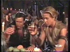 am I the only one that has loved ryan gosling since young hercules?
