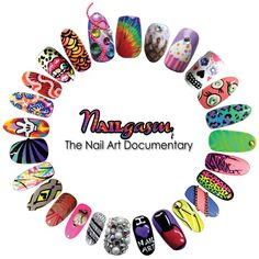 NAILgasm the documentary || Best Nail Art Moments of 2013 || Watch the film at http://www.shopnailgasm.com/