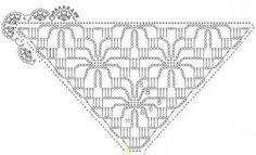 Crochet Diamond Stitch Shawl. More Patterns Like This!