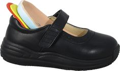 Price: $53.95 - Answer2  227 is a Girls Youthsize orthopedic dress shoe that is available in three widths medium, wide, XW that provides extradepth. Designed to accommodate footwear needs for AFO  KAFO fittings while providing top quality finish and craftsmanship that ensures durability and comfort. Answer2 Shoes are designed to solve all your fitting challenges from infants through adults.