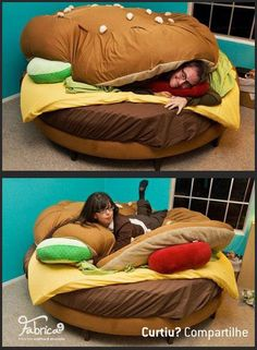 want a bed like this sooo bad!