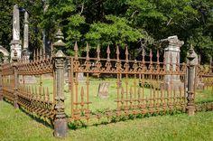 Oconee Hill Cemetery - Athens, Georgia