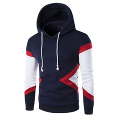 Hot New Fashion Brand Mens Hoodies Long Sleeve Pullover Hoodies Men's Clothes Hip Hop Men Hooded Sweatshirts M-2XL