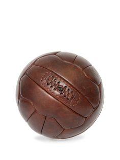Vintage English Soccer Ball