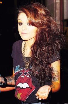 MY FAVORITE CHER LLOYD PICTURE EVER! SHE LOOKS STUNNING.