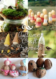 DIY and Craft Projects for Autumn