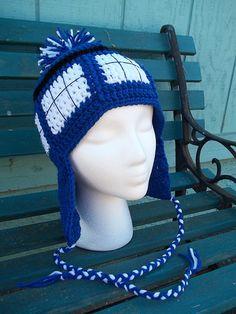 Doctor Who crochet!   www.katesbrain.com