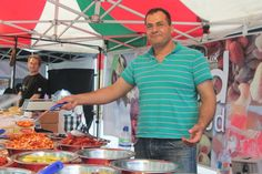 #FoodFestival #TheHeart #Eating #Surrey #Shopping #Food #HeartShopping #Treats