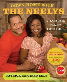 Pat & Gina Neely own Neely's Bar-B-Que restaurant in Memphis,Tennessee & Neely's Barbecue Parlor in New York City,host  television programs Down Home with the Neelys & Road Tasted with the Neelys and wrote the Neelys' Celebration Cookbook: Down-Home Meals for Every Occasion,Down Home with the Neelys: A Southern Family Cookbook, & Back Home with the Neelys: Comfort Food from Our Southern Kitchen to Yours. http://msecancook.blogspot.com/2014/02/gina-and-patrick-neelyauthorsrestaurate.html