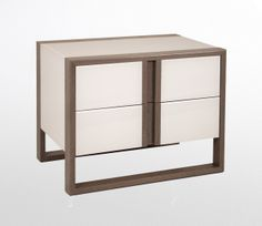 300-14PCK Desmondo Nightstand :: Cliff Young, Ltd :: Signature Collection :: Bedroom