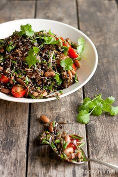 Villiriisisalaatti Beef, Food, Meat, Meal, Eten, Meals, Ox, Ground Beef, Steaks
