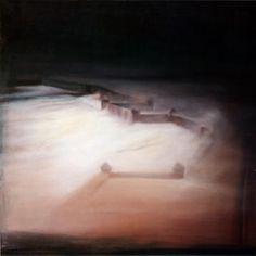 Ramón Serrano, Malecon No.1, 2011, oil on canvas, 60x60in © Courtesy Corkin Gallery #travel