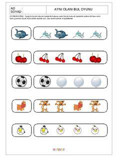 Preschool Worksheets, Preschool Activities, Infant Activities, Fine Motor, Special Education, Games For Kids, Teaching, Alphabet, Games