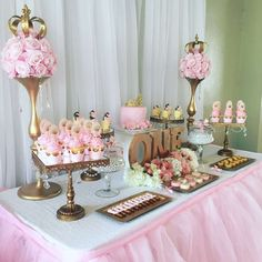 Princess Birthday Party Ideas | Photo 2 of 11