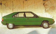 bx vert tuilerie with trx optional alloy wheels