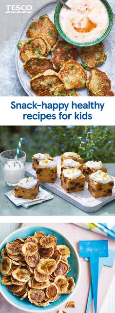 Tesco tesco on pinterest keep the kids munchies at bay with one of these healthy yet filling snack ideas veg based dips healthier baked treats and even spins on pizza solutioingenieria Choice Image