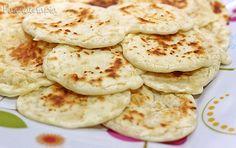 PANELATERAPIA - Blog de Culinária, Gastronomia e Receitas: Pão de Queijo de Frigideira