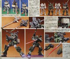 GUNDAM GUY: HGBF 1/144 EZ-SARAM - Custom Build Gundam, Ground Type, Guys, Building, Robot, Models, Inspiration, Templates, Biblical Inspiration
