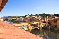 ポートレート・フィレンツェ Portrait Firenzeからの眺め