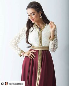 Sometimes simplicity is all u need to look fabulous! #Repost @rafeeaalhajsi with @repostapp ・・・ #فزورة_رمضان يومياً على شاشة #قناة_أبوظبي ❤️ شاركوا معانا واكيد بأنتظاركم جوائز قيمة .. .. .. .. أزياء (قفطان) المبدعة @amraouicouture_luxurycaftans مكياج وشعر الجميلة @sossibeautycentre #caftan#qaftan#kaftan#simplicity #maroon#creme#dress#gold#moroccan#fashion#fashionshoot #rafeeaalhajsi #رفيعه_الهاجسي #قناة_الامارت #رفيعة_الهاجسي