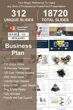Business Plan PowerPoint Presentation Template is a multipurpose powerpoint template suitable for accounting, management, corporate business report and Powerpoint Tips, Creative Powerpoint Templates, Powerpoint Presentation Templates, Professional Powerpoint Presentation, Business Presentation, Marketing Presentation, Business Proposal, Corporate Business, Creative Presentation Ideas
