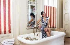South Shore Decorating Blog: Sara Ruffin Costello's Home Tour for One Kings Lane