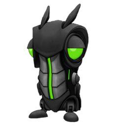 Slugterra: Roboslugs Hop Jacks, Ice Elemental, Joo Joo, Blue Sky Studios, Pokemon, Disney Xd, Phobias, Free Coloring Pages, Digimon