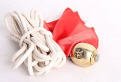 Wu Sign Copper Watermelon Meteor Hammer Rope via Asia-Sale Best Tai Chi, Kung Fu Clothing