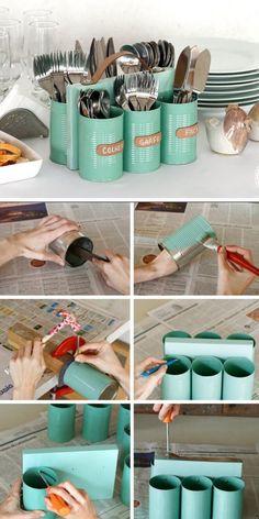 18 Genius Upcycled DIY-Ideen, um Müll zum Schatz zu machen   #genius #ideen #machen #schatz #upcycled